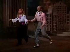 """Ginger Rogers and Fred Astaire tapping to """"Bouncin' the Blues"""" from The Barkleys of Broadway (1949) directed by Charles Walters"""