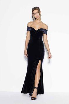 REGAL MAXI DRESS - DRESSES