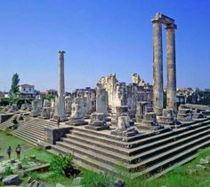 Didim is a small town, popular seaside holiday resort, and district of Aydın Province on the Aegean coast of western Turkey, Didim is the site of the antique city of Didyma with its ruined Temple of Apollo.