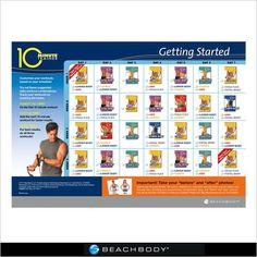 10 minute trainer schedule - Google Search