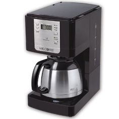 Mr. Coffee JWTX85 8-Cup Thermal Coffe...  Order at http://www.amazon.com/Mr-Coffee-JWTX85-Coffeemaker-Stainless/dp/B0041847SI/ref=zg_bs_289742_72?tag=bestmacros-20