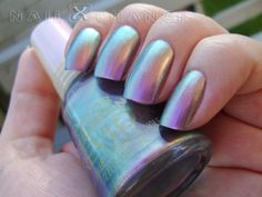 "Revlon Color Illusion ""Silver Switch."""