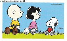 Peanuts Snoopy e i suoi amici: Fronte Figurina n. 101 -
