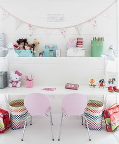 Cute Bedrooms For Two Little Girl's