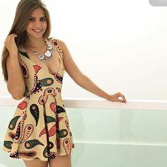 """Dress Us no Instagram: """"Meninas que tal esse vestido super lindo para vcs arrasarem   ele já está disponível em nossa loja física e virtual acesse www.dressus.com.br busque Ref:203-1686 Valor R$250,00 parcelamos em até 6x sem juros corra e garanta já o seu!!! #dressus #limone #tanamoda #vestidorodado #estampas #fiquebela #meninasvaidosas #meninaestilosa #arrase #amolimone #instalike #instalove #instafashion #lojafisica #lojaonline"""""""