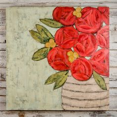 Pick #11 from our favorites! Ashley Anthony artwork. Colorful and whimsical blocks of art tell a story full of imagination and beauty. A Bella Vita favorite for years, Ashley Anthony now offers her beautiful pieces on larger canvases of wood in addition to the smaller sizes we love.