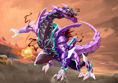 Dragon Rise, Fire Dragon, Mythological Creatures, Mythical Creatures, Digimon, Character Concept, Character Design, Japanese Superheroes, Yugioh Monsters