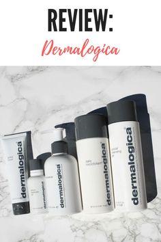 REVIEW: DERMALOGICA SKINCARE | Kate Loves Makeup
