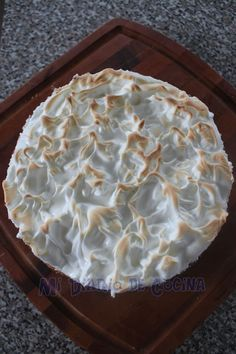 Pie de limón Favorite Recipes, Desserts, Food, Milk Jars, No Flour Recipes, Pastries, Cooking, Feet Nails, Oven