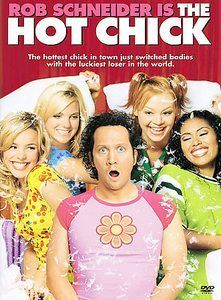 The Hot Chick ~ Rob Schneider, Rachel McAdams, Anna Faris, Matthew Lawrence, Eric Christian Olsen. Girly Movies, Funny Movies, Comedy Movies, Great Movies, Funniest Movies, Anna Faris, Movies And Series, Movies And Tv Shows, Love Movie