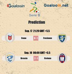 #Italy #SerieB #ItalianSerieB #football #soccer #soccergame #footballtips #footballgame #sport #prediction #livescore #Como #Frosinone #Brescia #Crotone