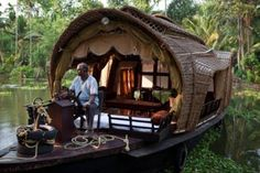 Fall in love with Alleppey backwaters
