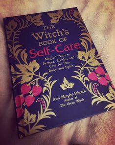 Harvest Rose Witchery ( harvestrosewitchery ) - Got home to find this book waiting on me! recommended it to me and I'm sooooo excited to read it!