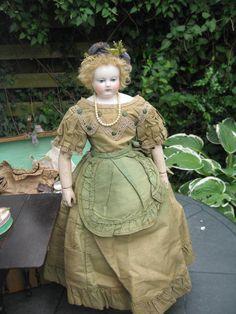 Original Stamped Huret Dress