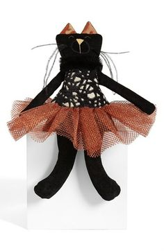 Woof & Poof 'Party Cat' Doll available at #Nordstrom