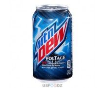 Mountain Dew Voltage ml) Mountain Dew Voltage, American Drinks, Snacks, Canning, Candy, Chocolate, Sweet, Toffee, Home Canning