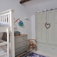 Relaxed country children's room | Country decorating ideas | housetohome.co.uk