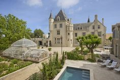 Chateau Les Carrasses -France A refined... | Luxury Accommodations