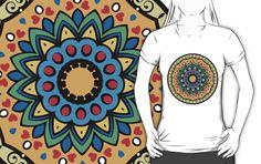 Decorative mandala T-Shirts & Hoodies by mrhighsky on redbubble