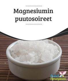 Magnesiumin puutosoireet Tämä ongelma - magnesiumin puute - jää usein #huomaamatta, koska magnesium ei yleensä näy #verikokeissa. Vain yksi prosentti elimistön tarvitsemasta ja käyttämästä #magnesiumista on varastoitunut vereen. #Kauneus Thyroid Disease Symptoms, Medicinal Plants, Feel Good, Herbalism, Berries, Healthy Living, Stuffed Mushrooms, Health Fitness, Herbs