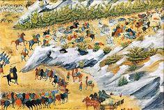 Η μάχη των Βασιλικών: Οι επαναστάτες συντρίβουν τη στρατιά του Μπεϋράν πασά – Άρδην – Ρήξη