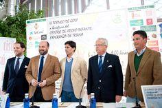 Presentación II Torneo Golf a beneficio del Centro de Apoyo Infantil Esperanza de Triana. #MercadoLonjadelBarranco #MercadoSevilla