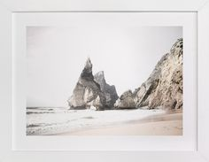 Praia da Ursa by Hi Uan Kang Haaga at minted.com