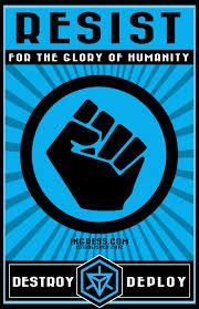ingress resistance poster - Google Search