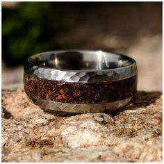 Excited to share the latest addition to my shop: Tyrannosaurus Rex T-Rex Dinosaur Ring Made With Aerospace Grade Titanium Dinosaur Bone Ring, Dinosaur Bones, Titanium Metal, Titanium Rings, Titanium Jewelry, Thing 1, Tyrannosaurus Rex, Jewelry Companies, Custom Jewelry