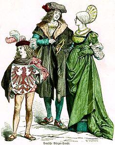16th century, German