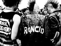 Rancid. Un de mes bands préféré au secondaire.
