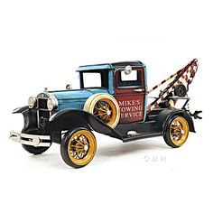 Old Modern Handicrafts Decorative 1931 Ford Model A Tow Truck 1:12