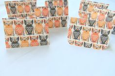 Mini note cards  Mini gift cards Halloween card set by Firstcrafts on #Etsy a fun @Sneak Attacks is going on now :)