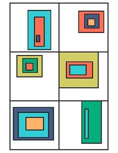 frame quilt block