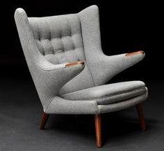 Hans J. Wegner 1914-2007. 'Pappa Bear Chair', model AP-19