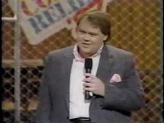 """Comic Relief 1987  """"Louie Anderson"""" Stand Up Comedy"""