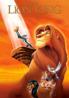The Lion King (Il Re Leone) - Disney (1994)