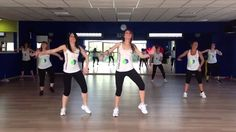 Kesha Pitbull - Timber , coreografia Zumba