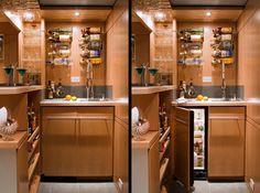 Lower Level Living - contemporary - spaces - philadelphia - Princeton Design Collaborative