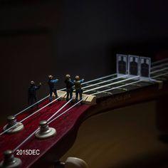 Elektro gitar shoot range wow