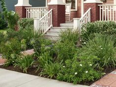 Landscaping in Curb Appeal Across the Country from HGTV