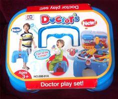 ของเล่นเด็ก ชุด Doctor ~ 599.00 บาท >>