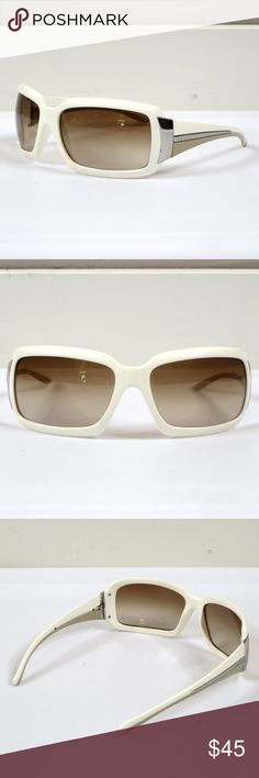 8a9dfb548d4 Sale does not include case. Sold as is. Off-white cream color plastic  frame
