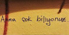 Sokaktaki Duvar Wall Writing, Street Graffiti, Cool Words, Asdf, Lacoste, Container, Tumblr, Stickers, Tattoo