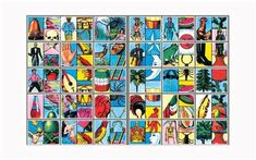 Loteria Mexicana Cartas Para Imprimir Loteria Cards, Projects To Try, Baseball Cards, Bb, Image, Boards, Bottle Cap Images, Make Charts, Beauty Logo