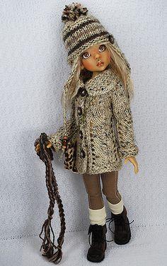 Barbie Wardrobe, Create Photo, Knitted Dolls, Bjd Dolls, Ball Jointed Dolls, Softies, Vintage Dolls, Beautiful Dolls, Knits