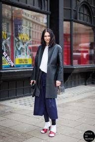 STYLE DU MONDE / London Fashion Week FW 2014 Street Style: Elizabeth Black  // #Fashion, #FashionBlog, #FashionBlogger, #Ootd, #OutfitOfTheDay, #StreetStyle, #Style