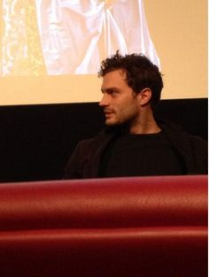 "Jamie at the ""New Worlds"" Press Conference and Q&A in London Today — February 28th 