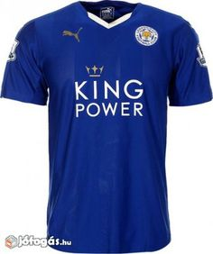 Leicester City mez (Puma,2015/2016), 1. image