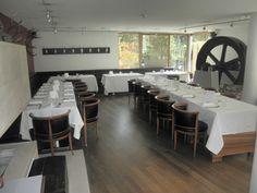 der Saal für das Hochzeitsmahl www.feldmilla.com